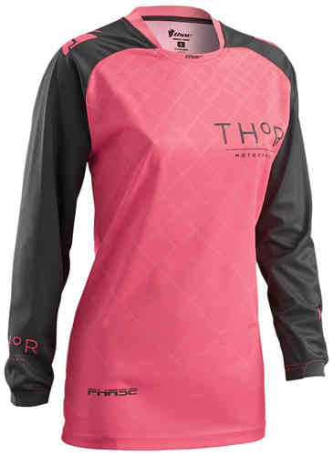 Thor Phase Clutch Jersey Ladies