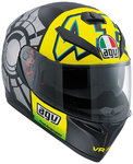 AGV K-3 SV Winter Test 2012 Top Pinlock Přilba