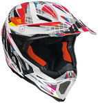 AGV AX-8 Evo Whip Crosshelm
