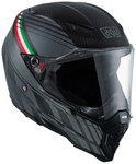 AGV AX-8 Naked Carbon Black Forest Шлем