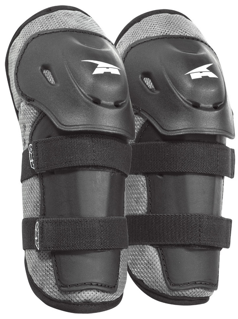 axo-pee-wee-knee-protector-jr-black-one-size
