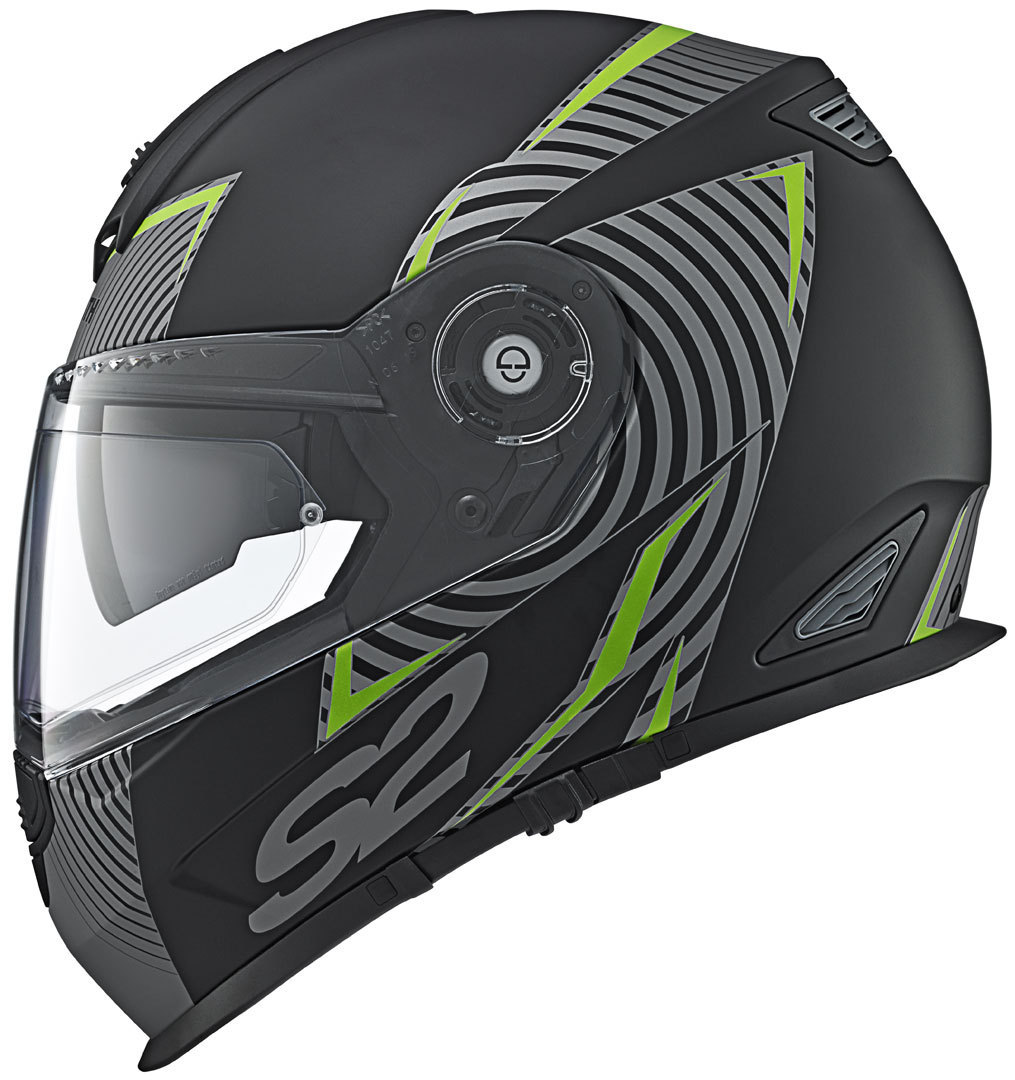 schuberth s2 sport venum casque vert xxl 6263 1234. Black Bedroom Furniture Sets. Home Design Ideas