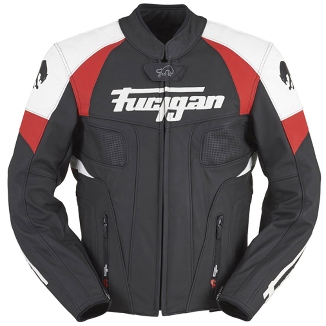 furygan-shelby-motorcycle-leather-jacket-black-white-red-s