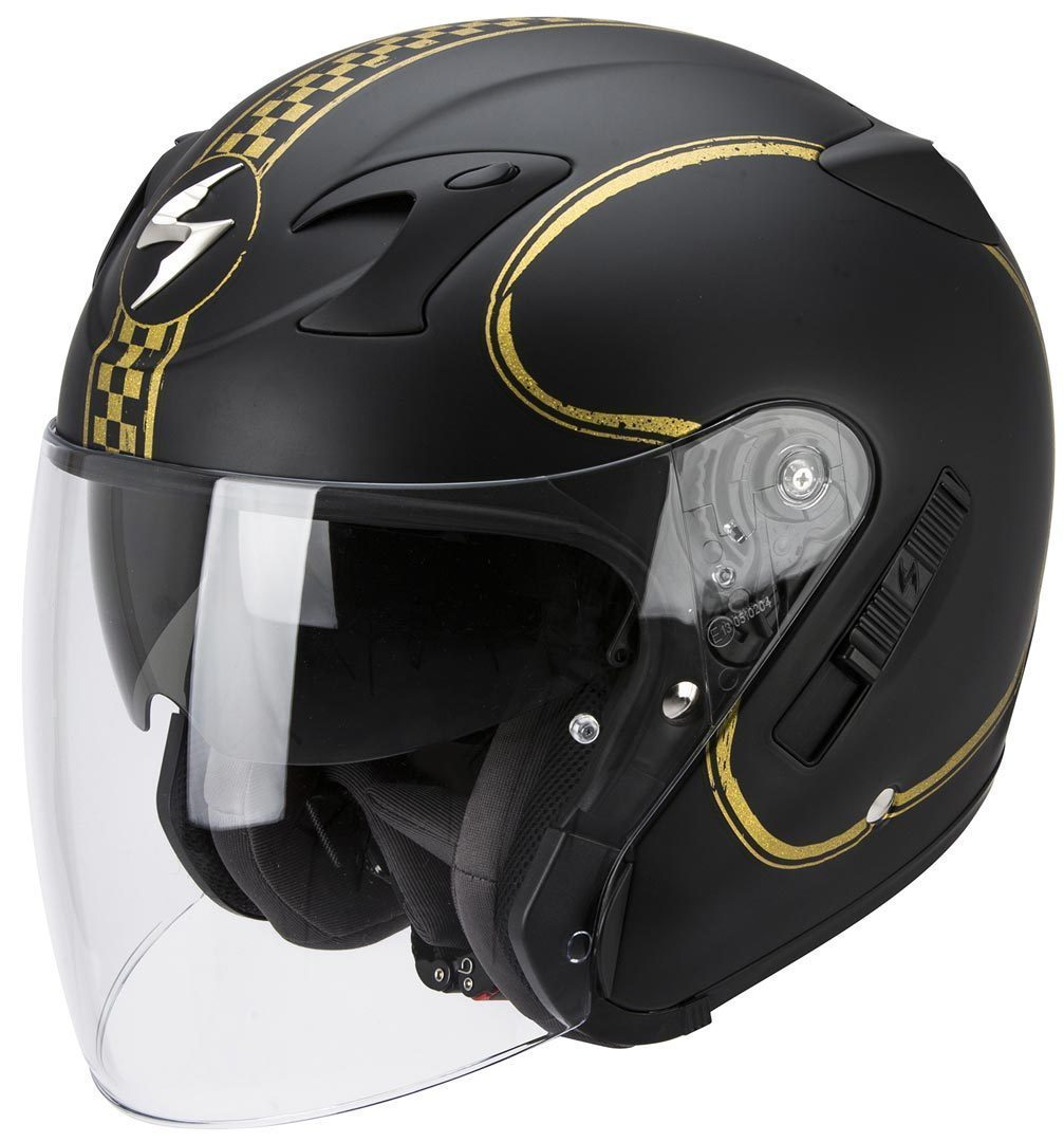 Scorpion Exo 220 Bixby Jet Helm 22-188-49-03