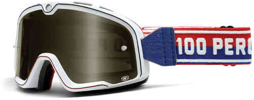 Barstow Classic Goggle-Valkoinen