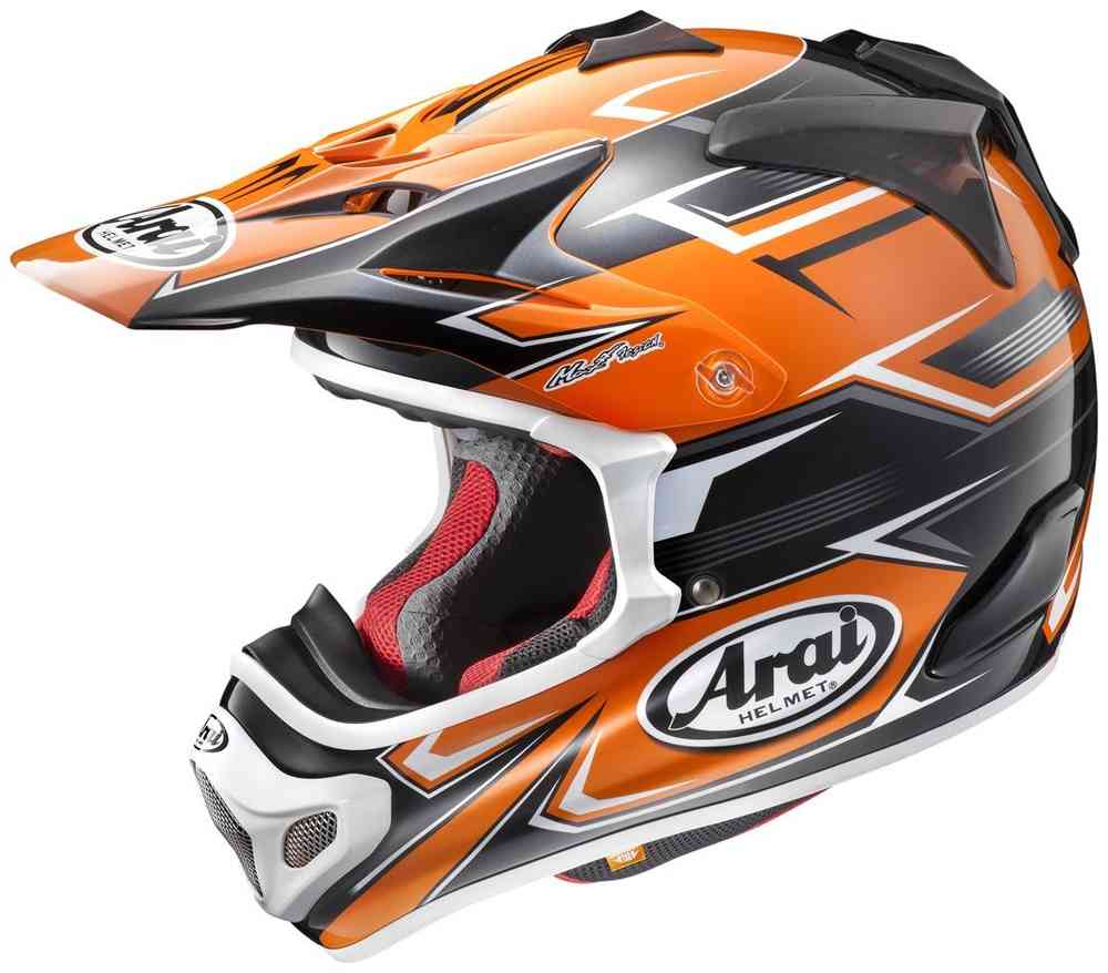 Arai MX-V SLY Motocross Helm