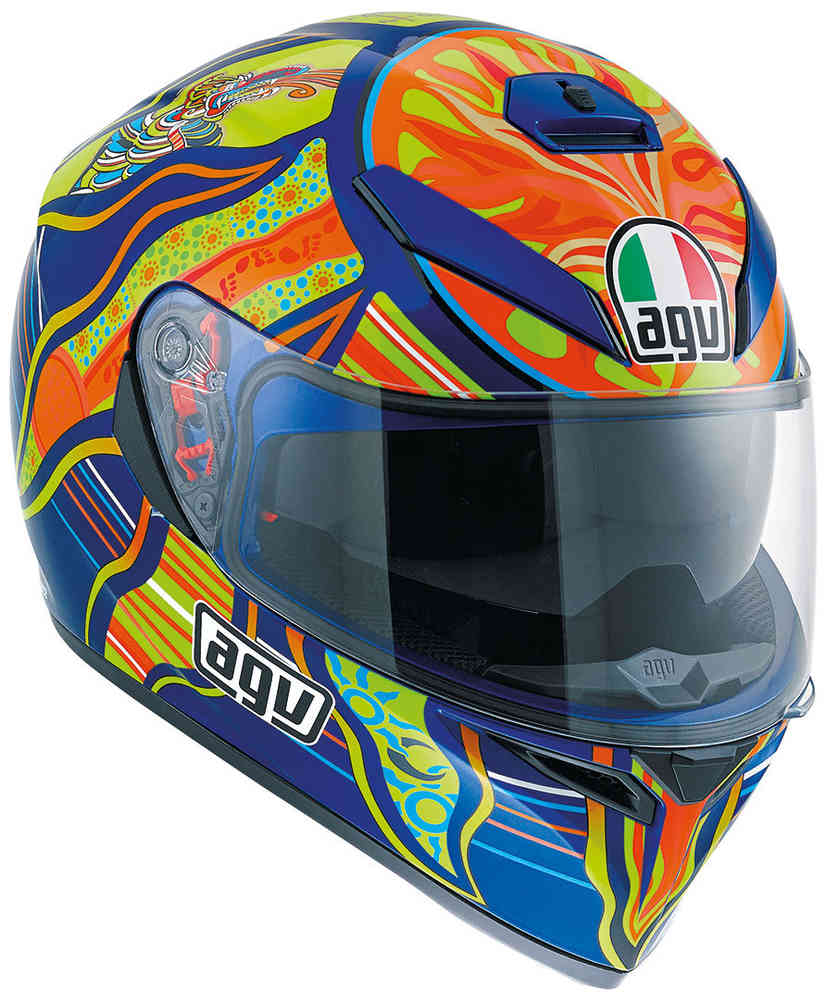 Agv Genuine Replacement Breath Deflector For K3 Helmet
