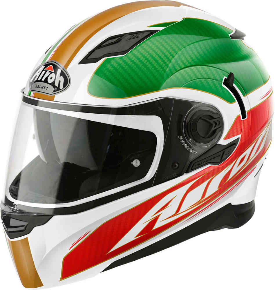 Airoh Movement Far Motorcycle Helmet Gold Buy Cheap Fc Moto