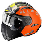 Airoh J106 Smoke Crossover Helm