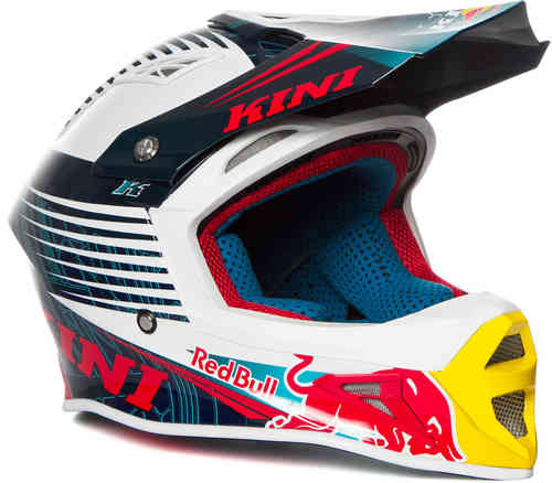 Kini Red Bull Competition Motocross Helm 3L4016061