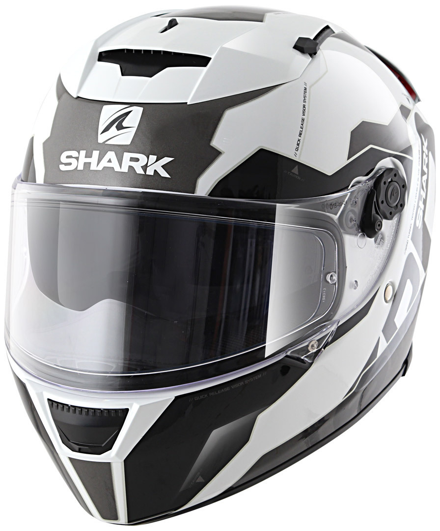 shark speed r series 2 sauer ii integralhelm fc. Black Bedroom Furniture Sets. Home Design Ideas