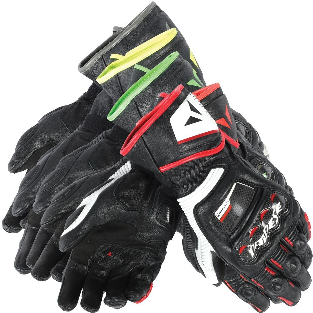 Best motorcycle gloves nz - Dainese Druid D1 Long Motorcycle Gloves