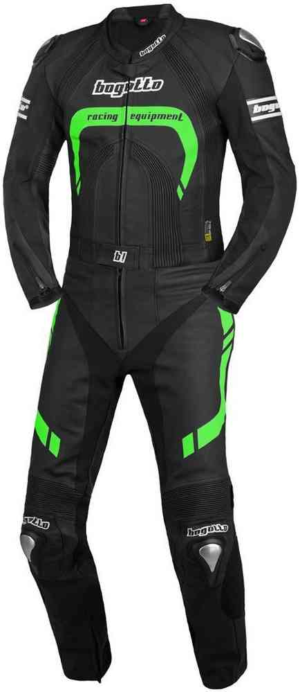 Bogotto Assen Two Piece Motorcycle Leather Suit