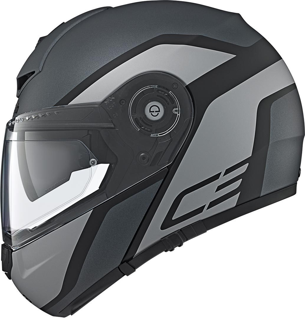 schuberth c3 pro observer klapphelm g nstig kaufen fc moto. Black Bedroom Furniture Sets. Home Design Ideas