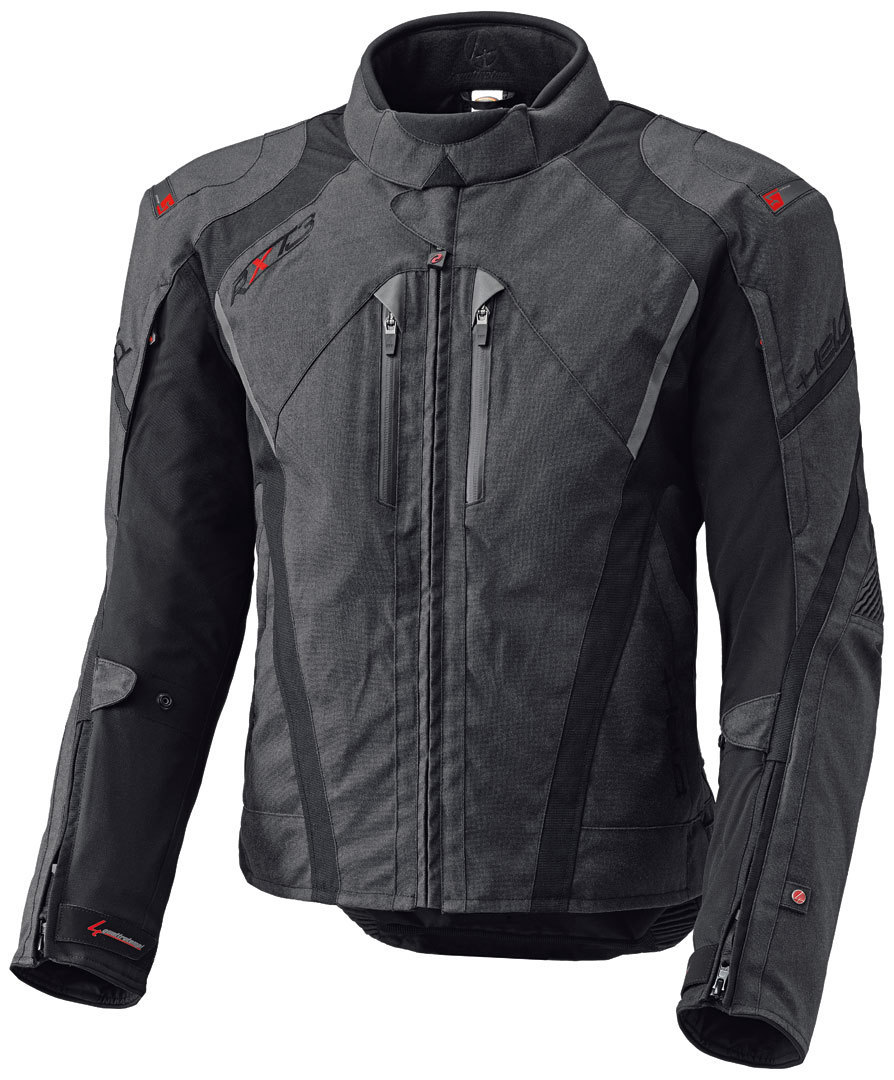 Held Imola Flash Textiljacke Schwarz XS
