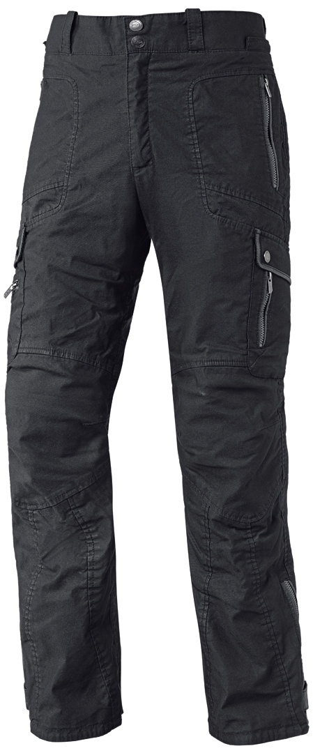 held-trader-motorcycle-ladies-jeans-pants-black-m