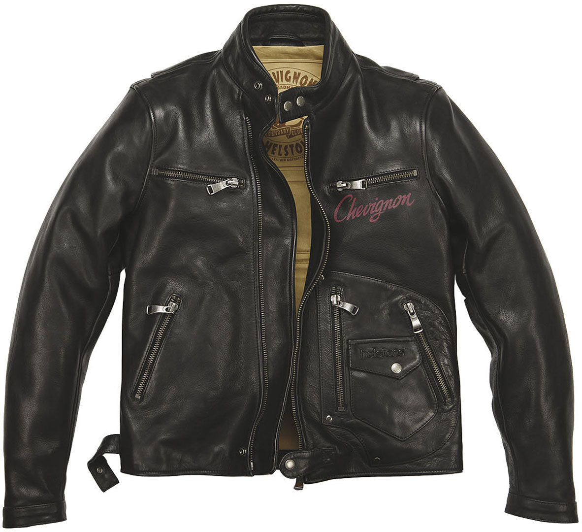 Helstons Motorcycle Jacket