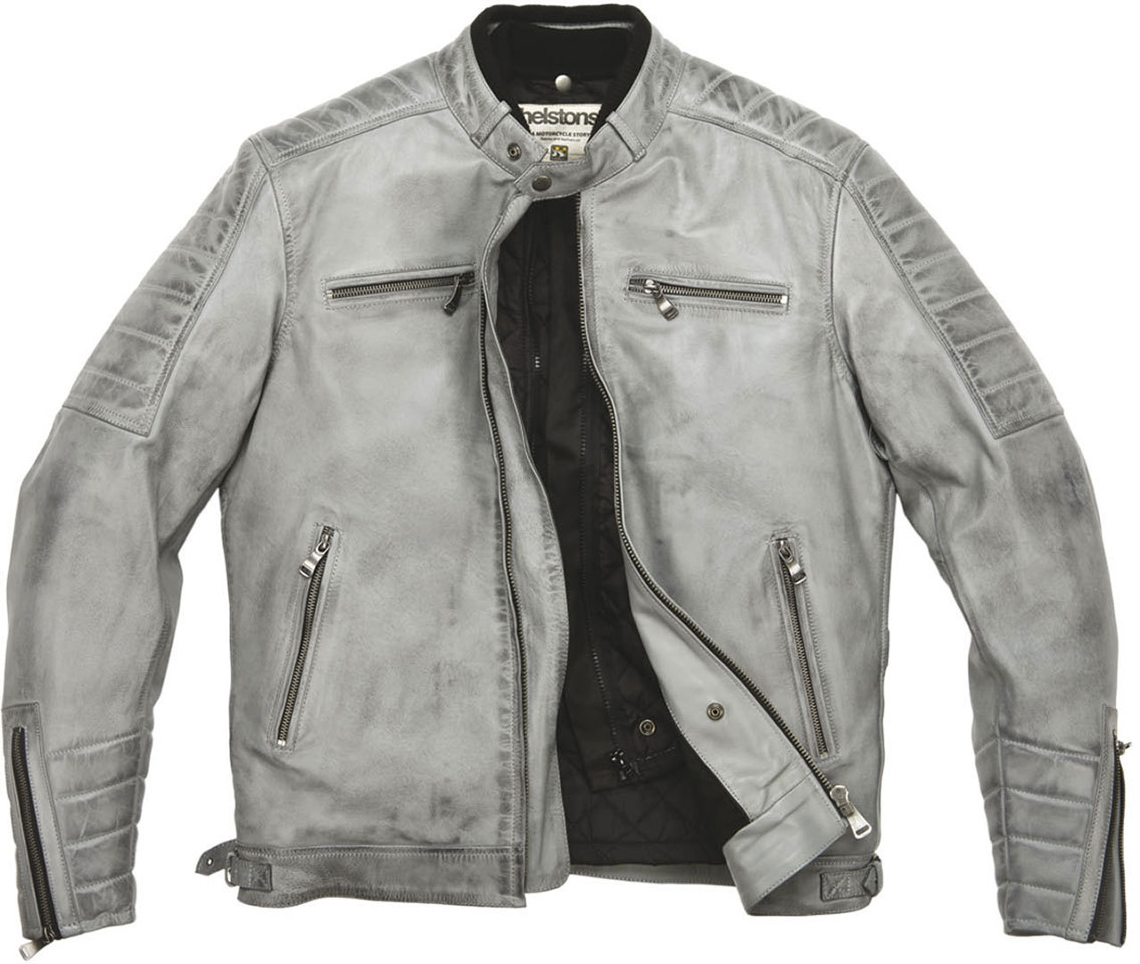 Mens Textile Motorcycle Jacket