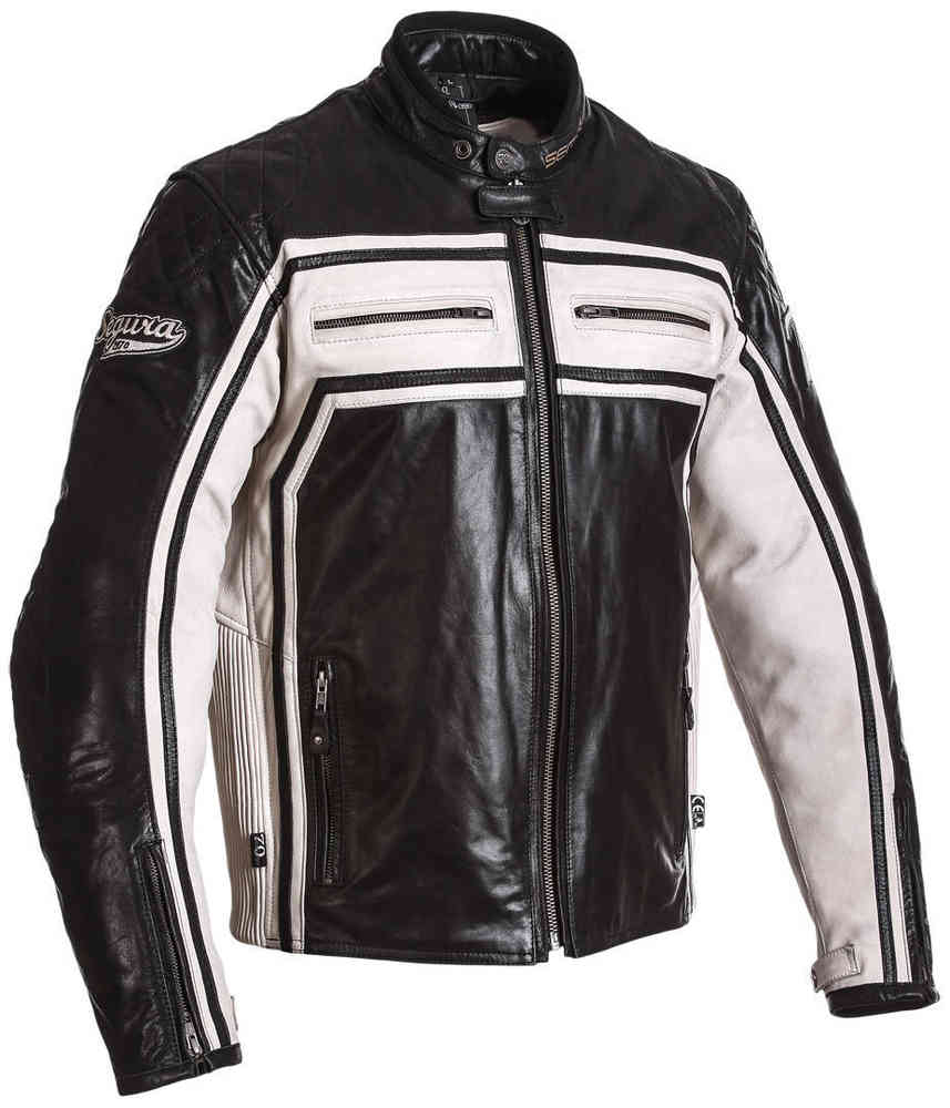 Segura Jones Lederjacke
