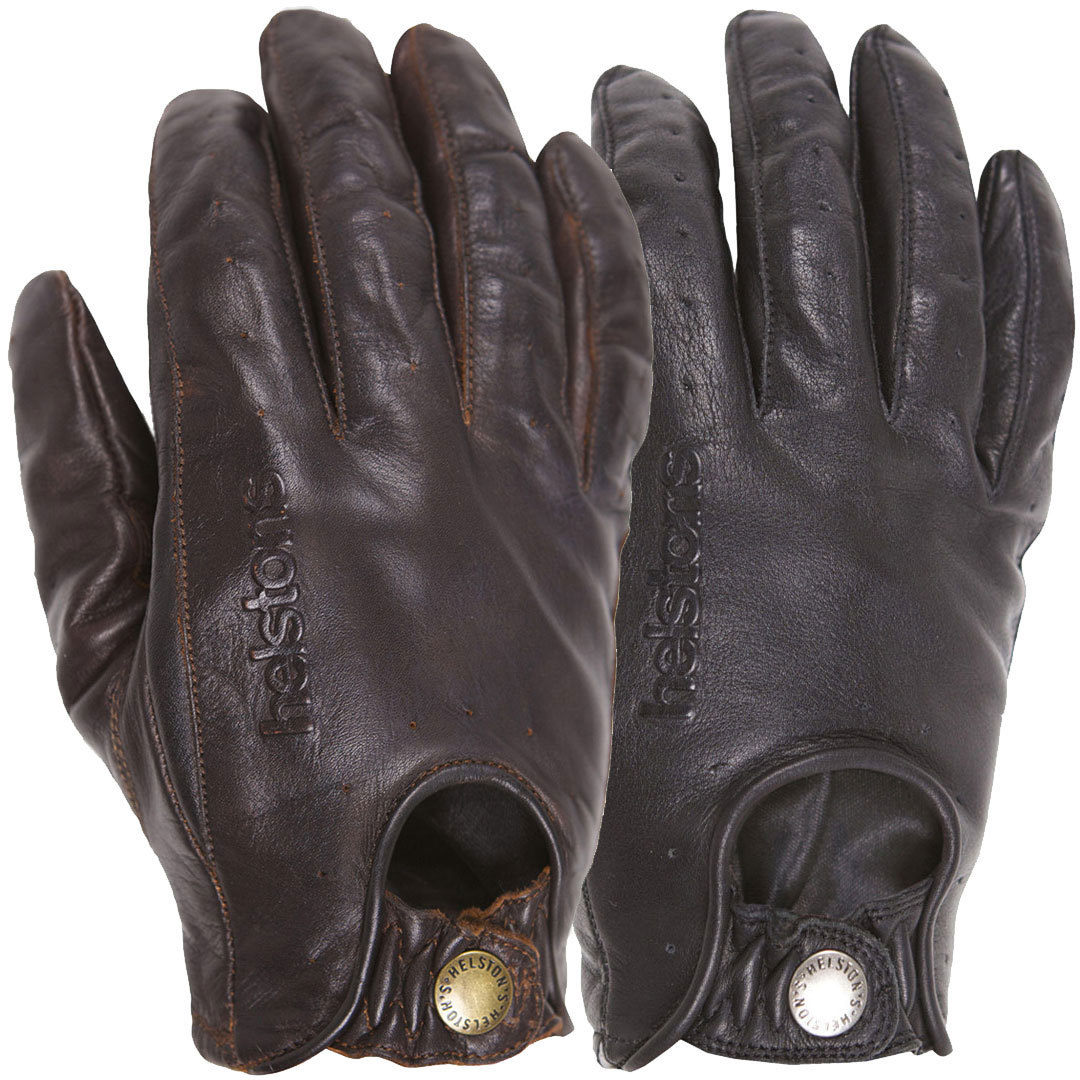 Motorcycle gloves for summer - Helstons Charly Summer Motorcycle Gloves