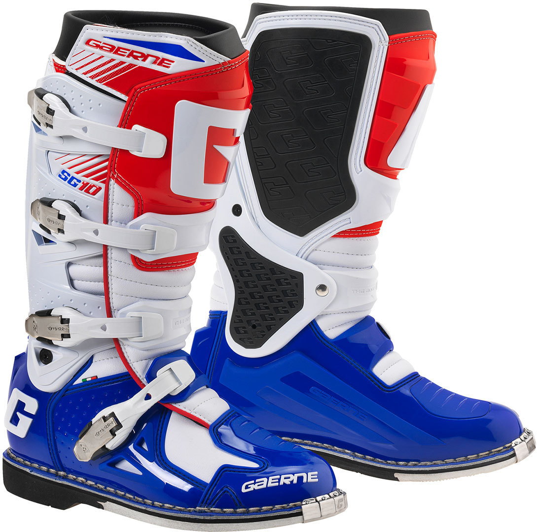 how to clean motocross boots