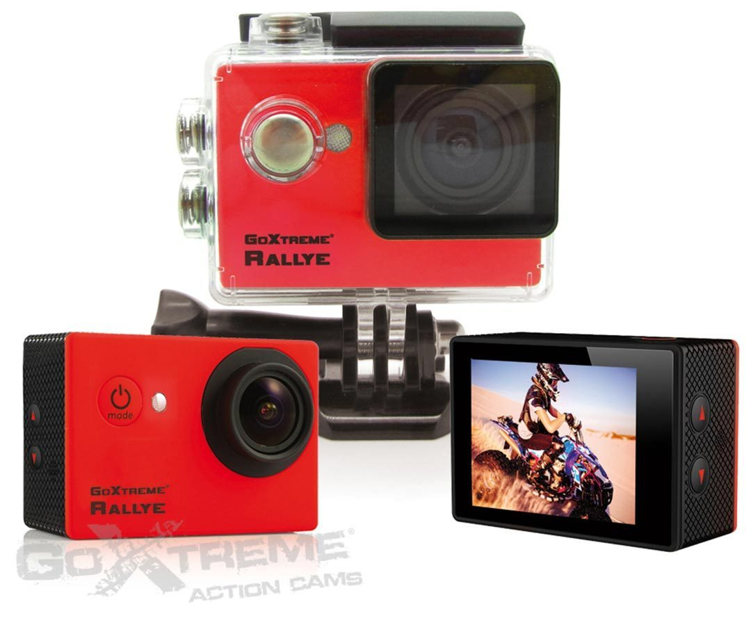 goxtreme rallye action camera acheter pas cher fc moto. Black Bedroom Furniture Sets. Home Design Ideas