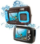 Aquapix W1400 Active underwater Camera with Dual Display