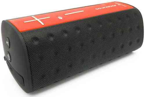 Urban Monkey Bluetooth SoundBar bluetooth Speaker-Red