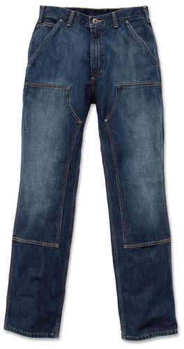 Double Front Logger Jeans-31