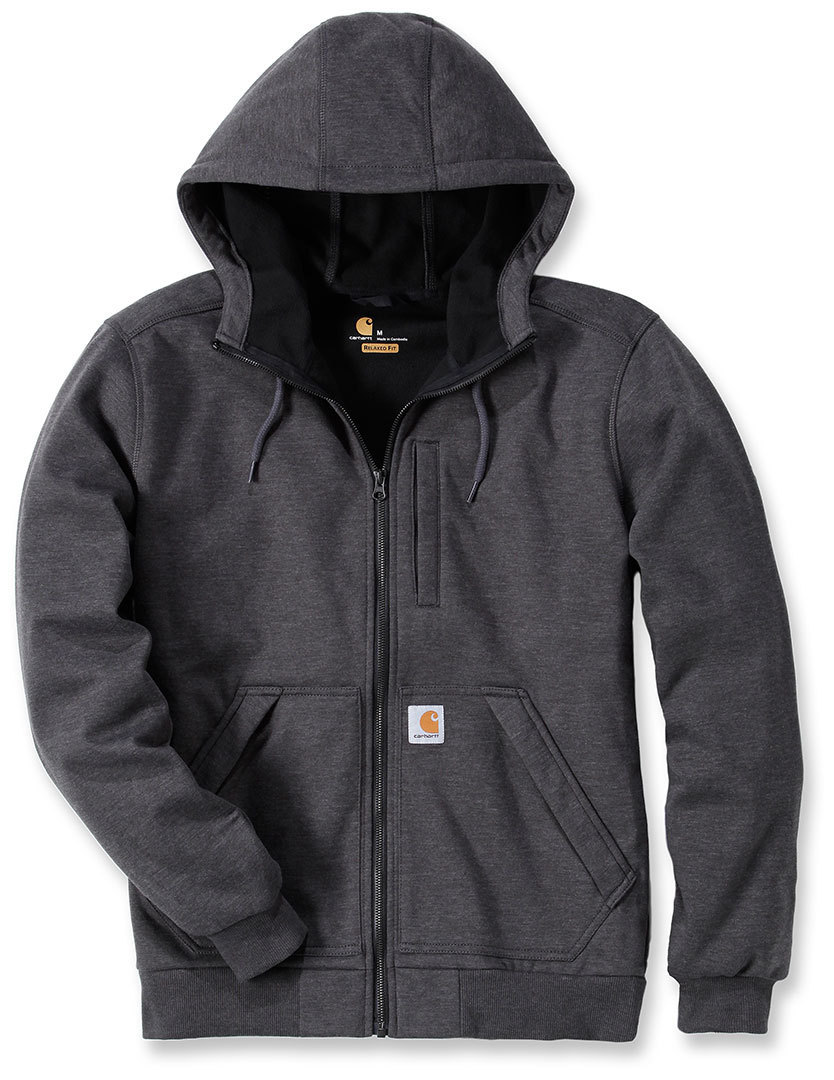 Carhartt Wind Fighter Zip Hoodie Grau S