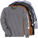 Carhartt Logo Long Sleeve Shirt Рубашка с длинными рукавами