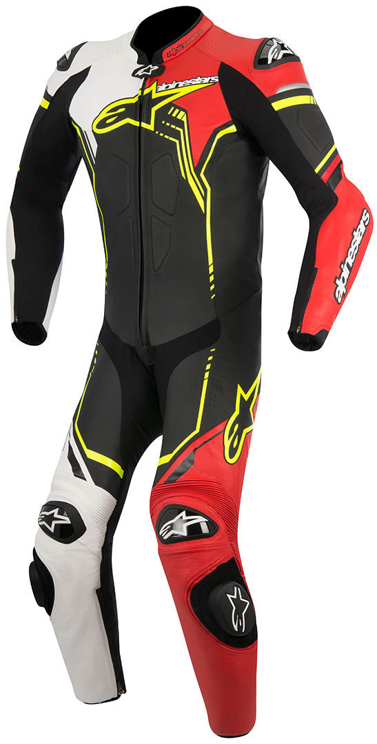 alpinestars gp plus one piece leather suit buy cheap fc moto. Black Bedroom Furniture Sets. Home Design Ideas