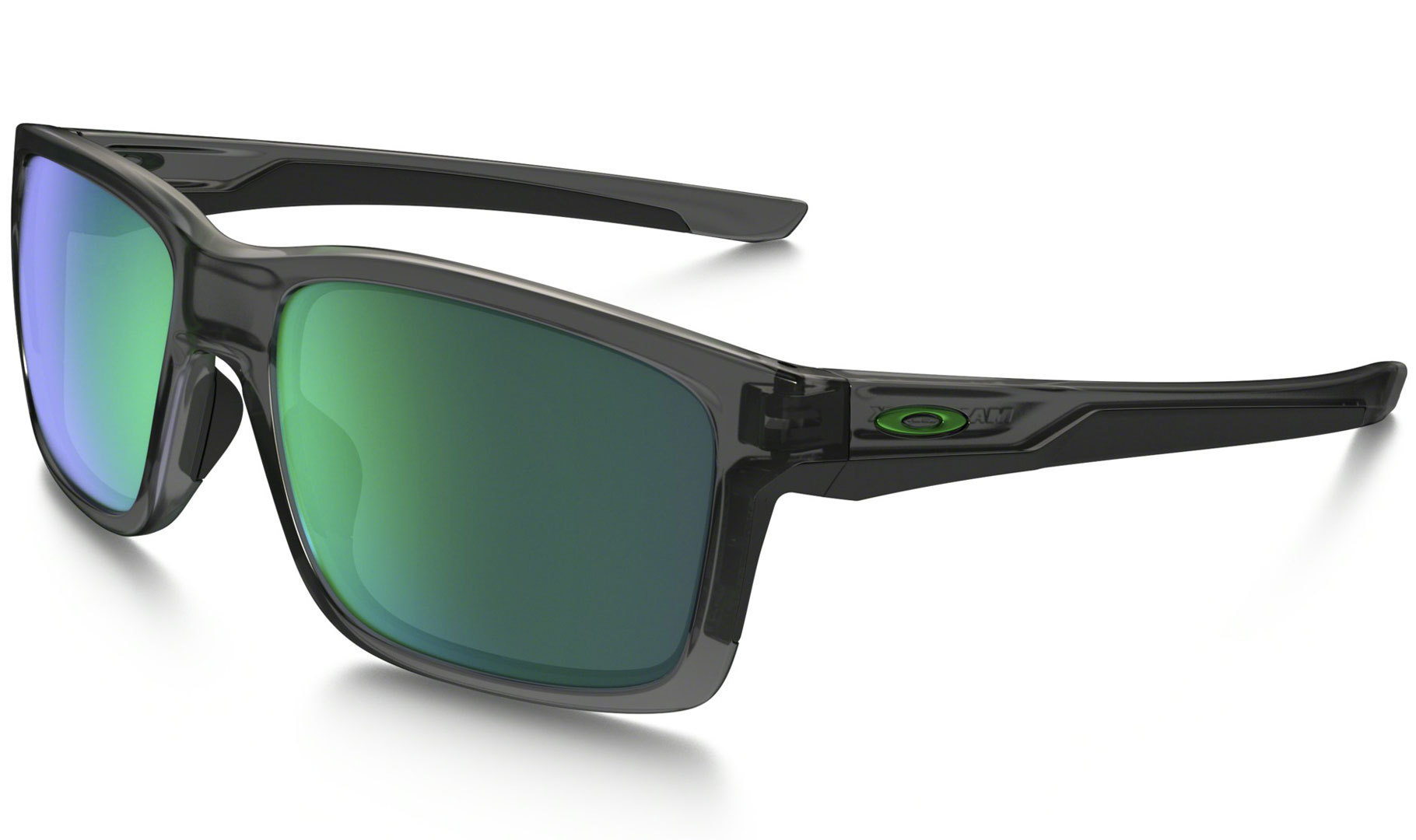 Grey Iridium Mainlink Protection Oakley Smoke Jade Lunettes De dBoCrxeW
