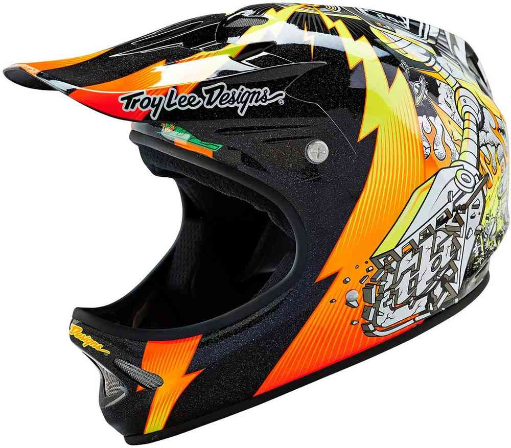 Troy Lee Designs D2 Invade