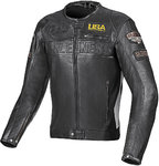 Arlen Ness Detroit Motorcycle Leather Jacket