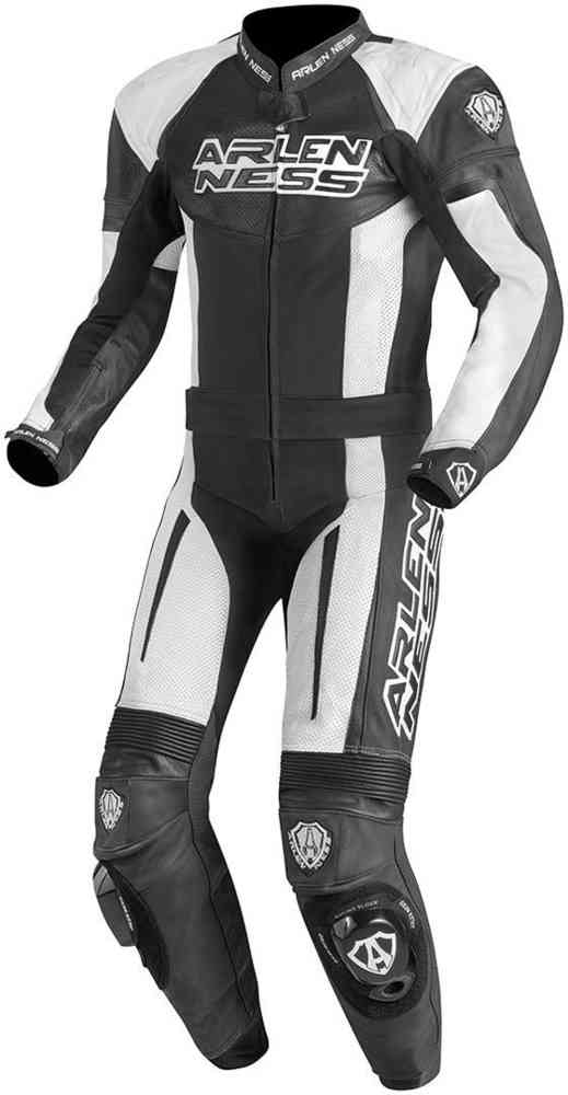 986942a45abf Arlen Ness Monza Two Piece Motorcycle Leather Suit - buy cheap ▷ FC ...