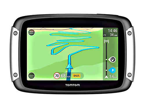TomTom Rider 410 Great Rides Edition Navigationssystem