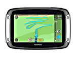 TomTom Rider 410 Great Rides Edition Navigationssystem - Premium Pack
