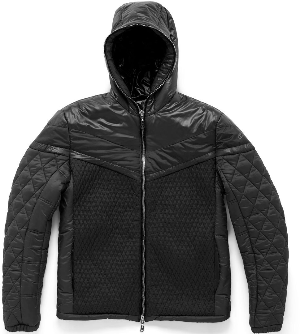 Alpinestars Long Ride Jacke Schwarz S