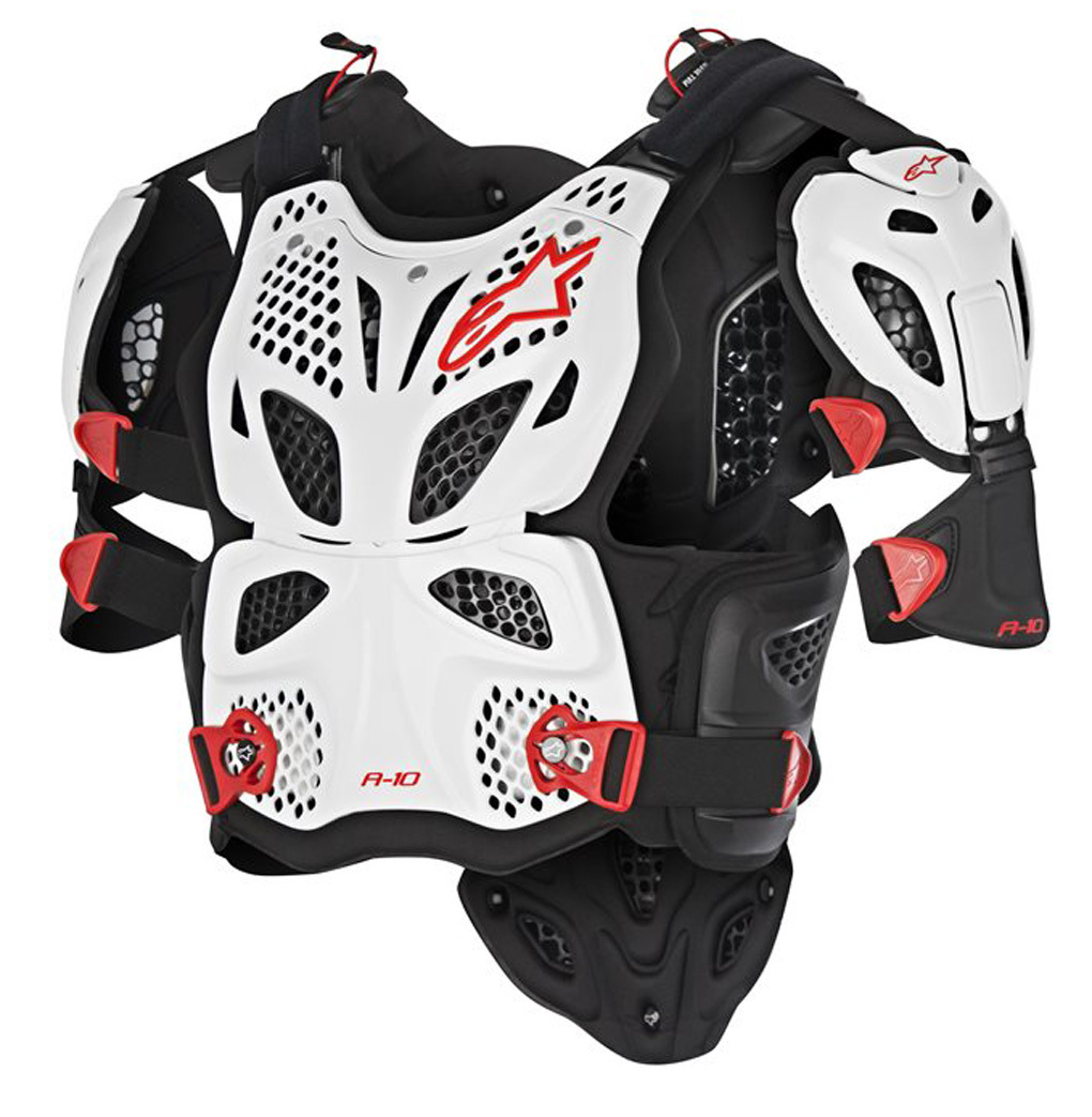 Alpinestars A 10 Full Chest Protector Buy Cheap Fc Moto