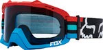 Fox Air Defence Seca MX Brille grau/rot