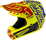 Troy Lee Designs SE4 Factory Carbon MX Helm