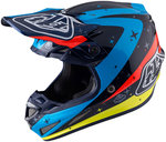 Troy Lee Designs SE4 Twillight Carbon Helm