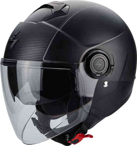 Scorpion Exo City Wind Jet Helm