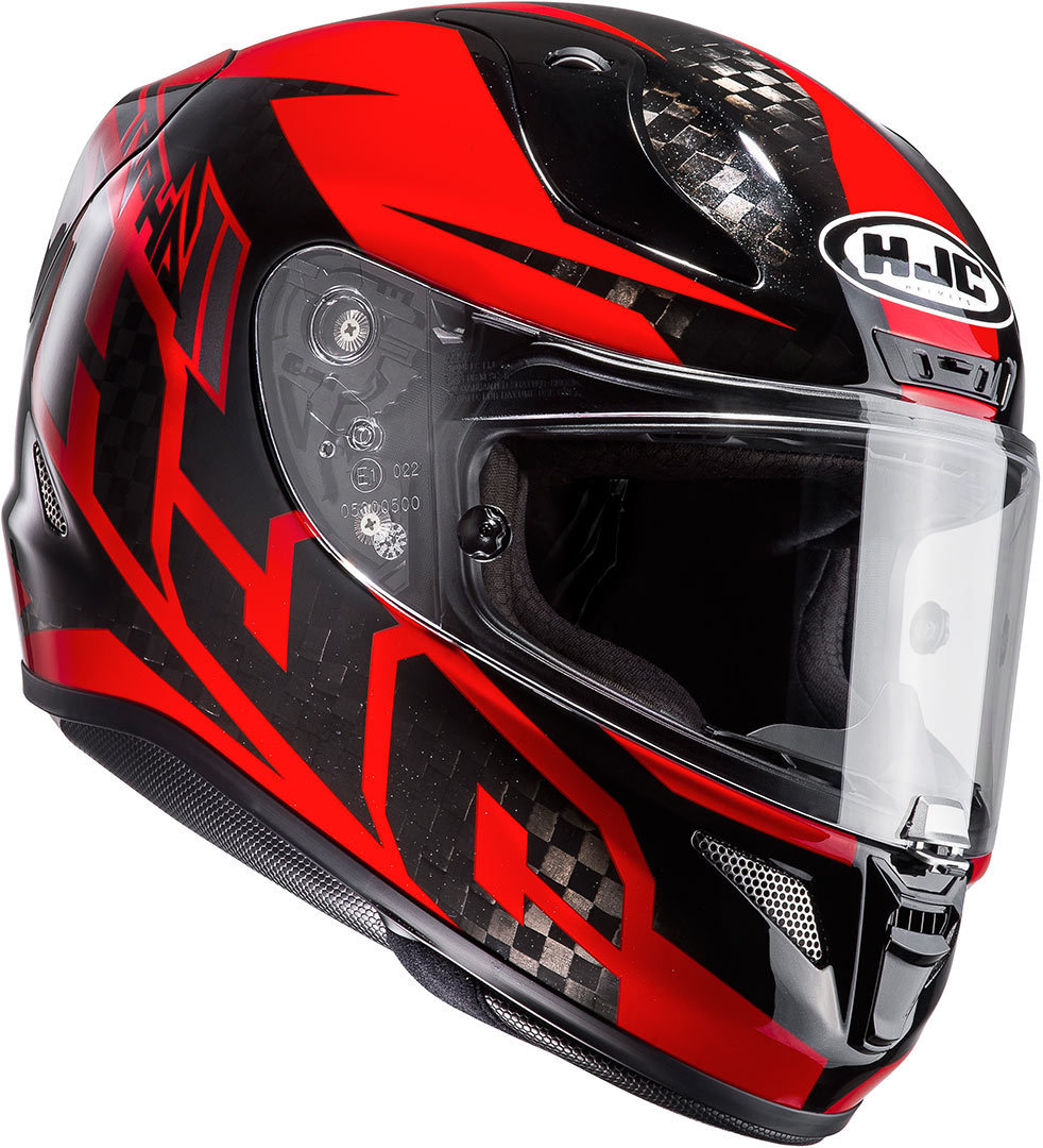 hjc rpha 11 carbon lowin helmet buy cheap fc moto. Black Bedroom Furniture Sets. Home Design Ideas