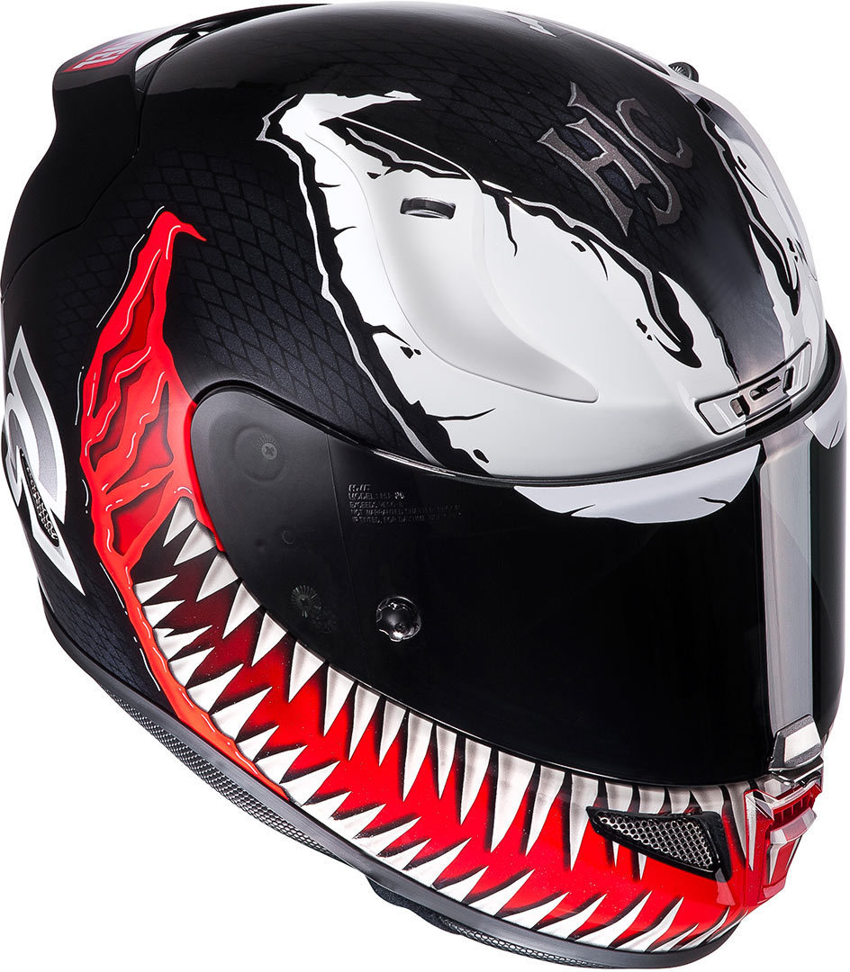 hjc rpha 11 venom helm g nstig kaufen fc moto. Black Bedroom Furniture Sets. Home Design Ideas