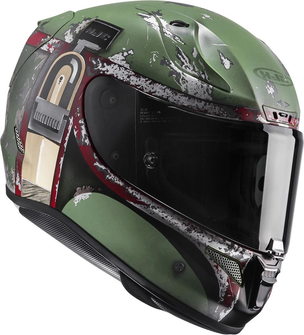 hjc rpha 11 boba fett star wars helmet buy cheap fc moto. Black Bedroom Furniture Sets. Home Design Ideas