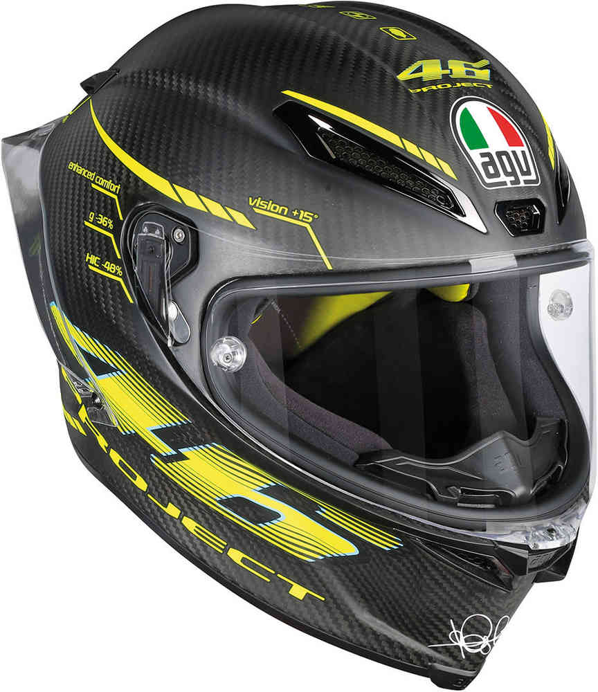 AGV Pista GP R Project 46 2.0 Helm
