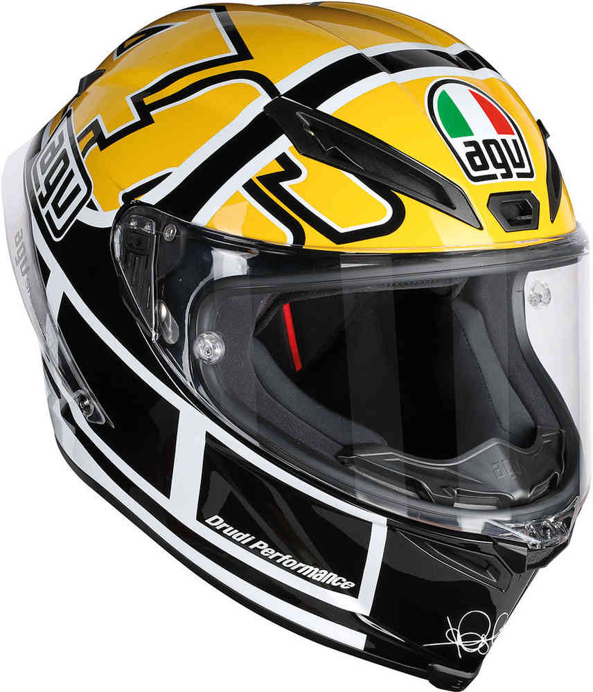 AGV Corsa R Rossi Goodwood Helm
