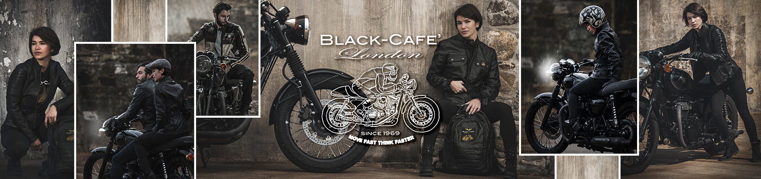 Black-Cafe London Shop